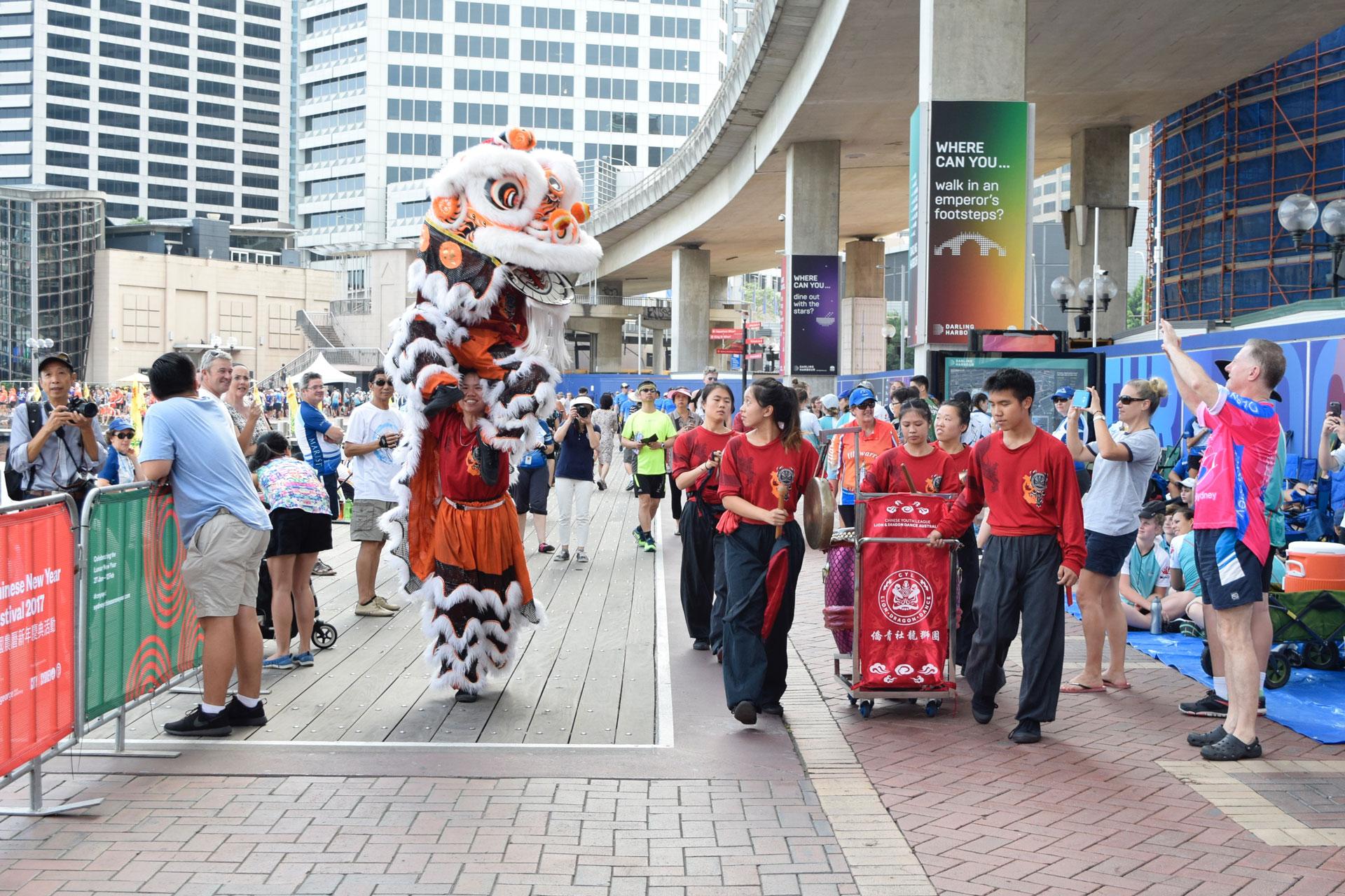 City of Sydney - Dragon Boat Festival - CNY17