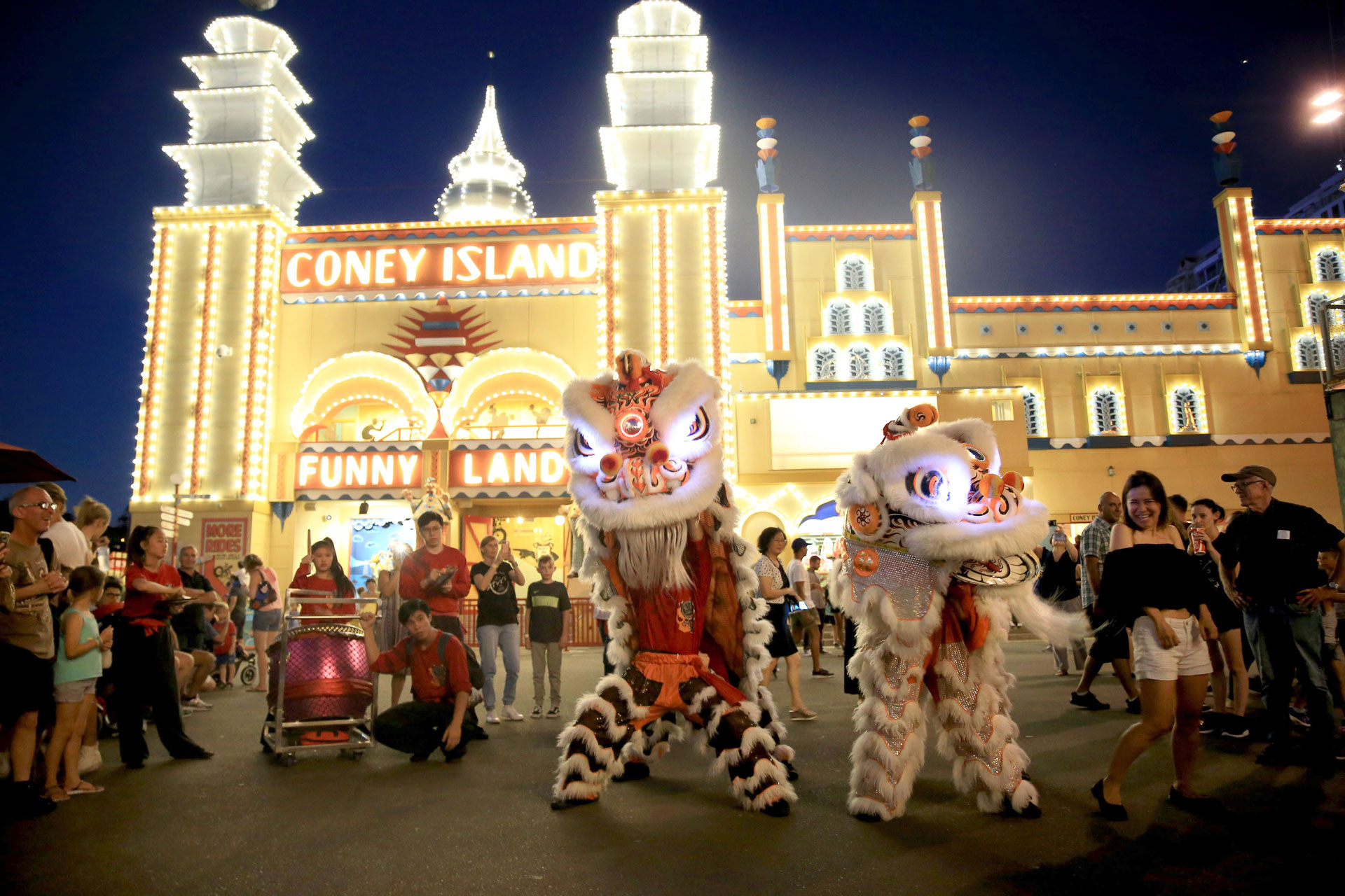 Luna Park - Chinese New Year 2017