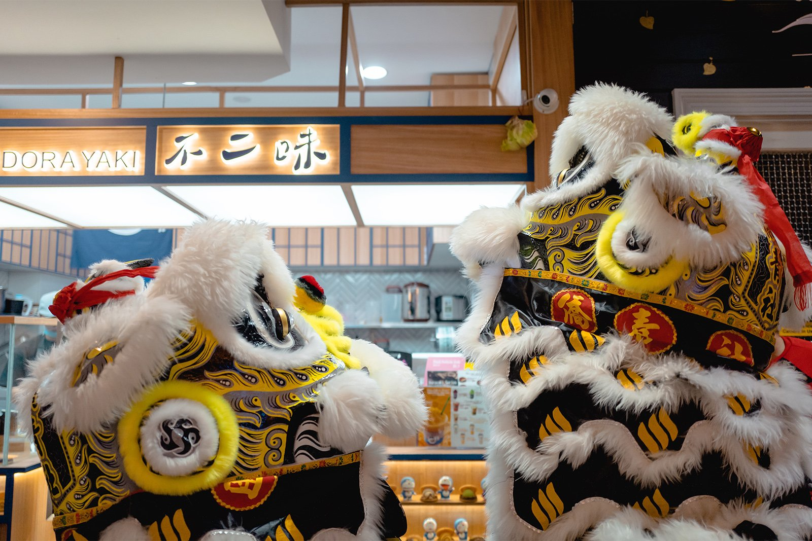 Regent Place CNY 2019 Lion Dance