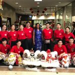 CBA CNY 2019 Lion Dance