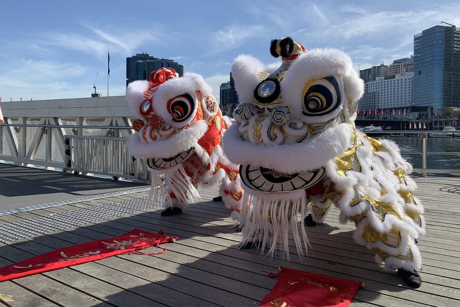 CNY 2019 Dragon Boat
